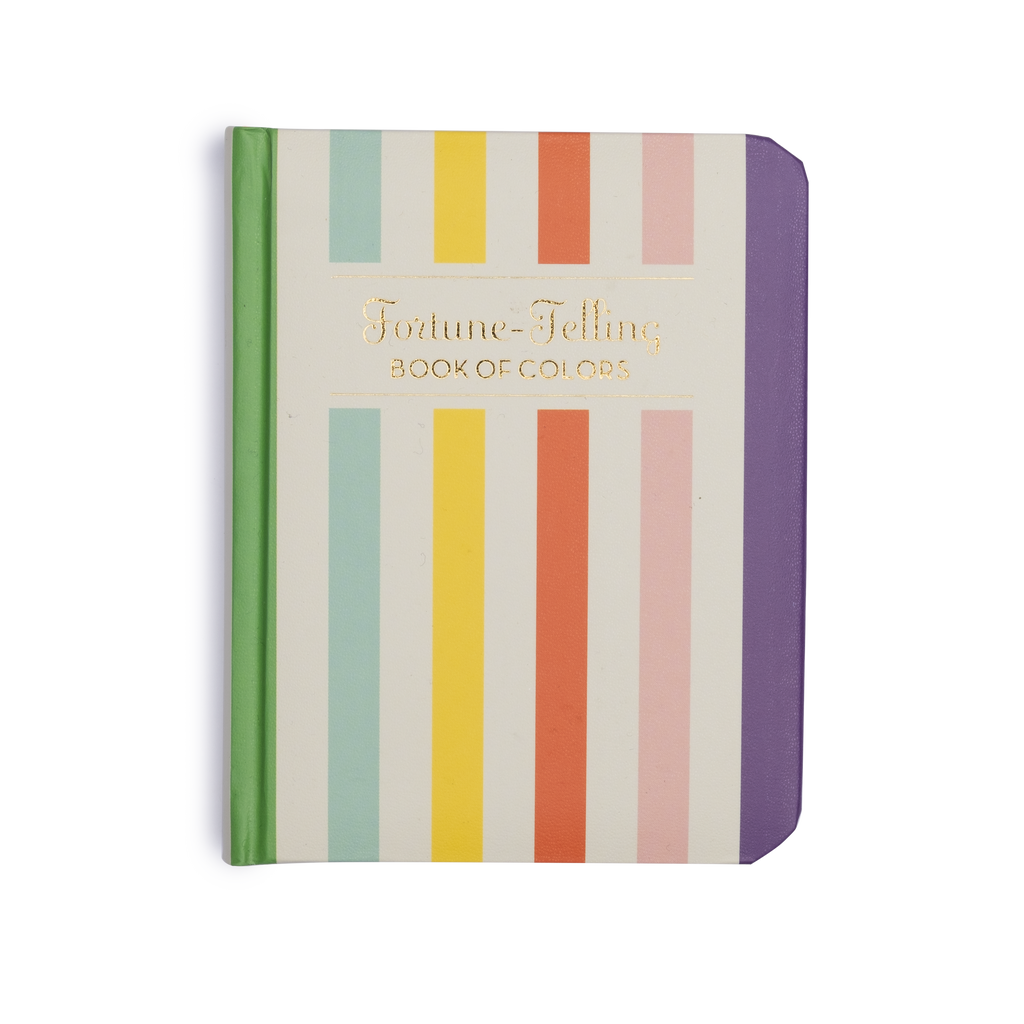 Fortune Telling Book of Colors - colorfactoryshop