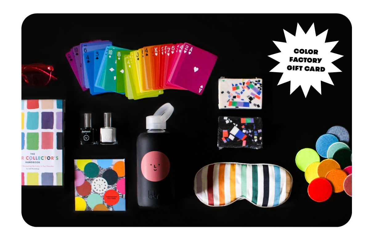 Gift Card - colorfactoryshop