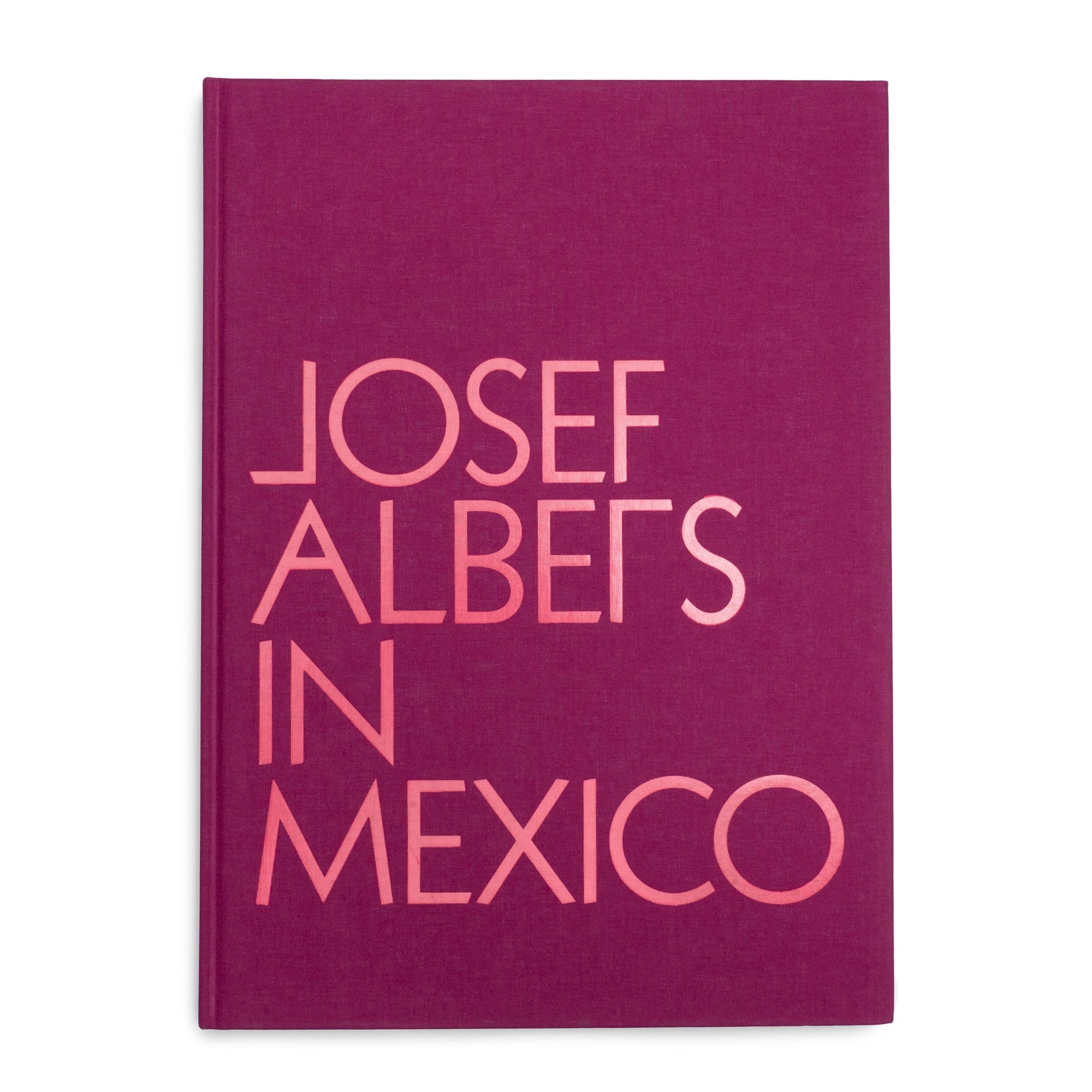 Josef Albers In Mexico - colorfactoryshop