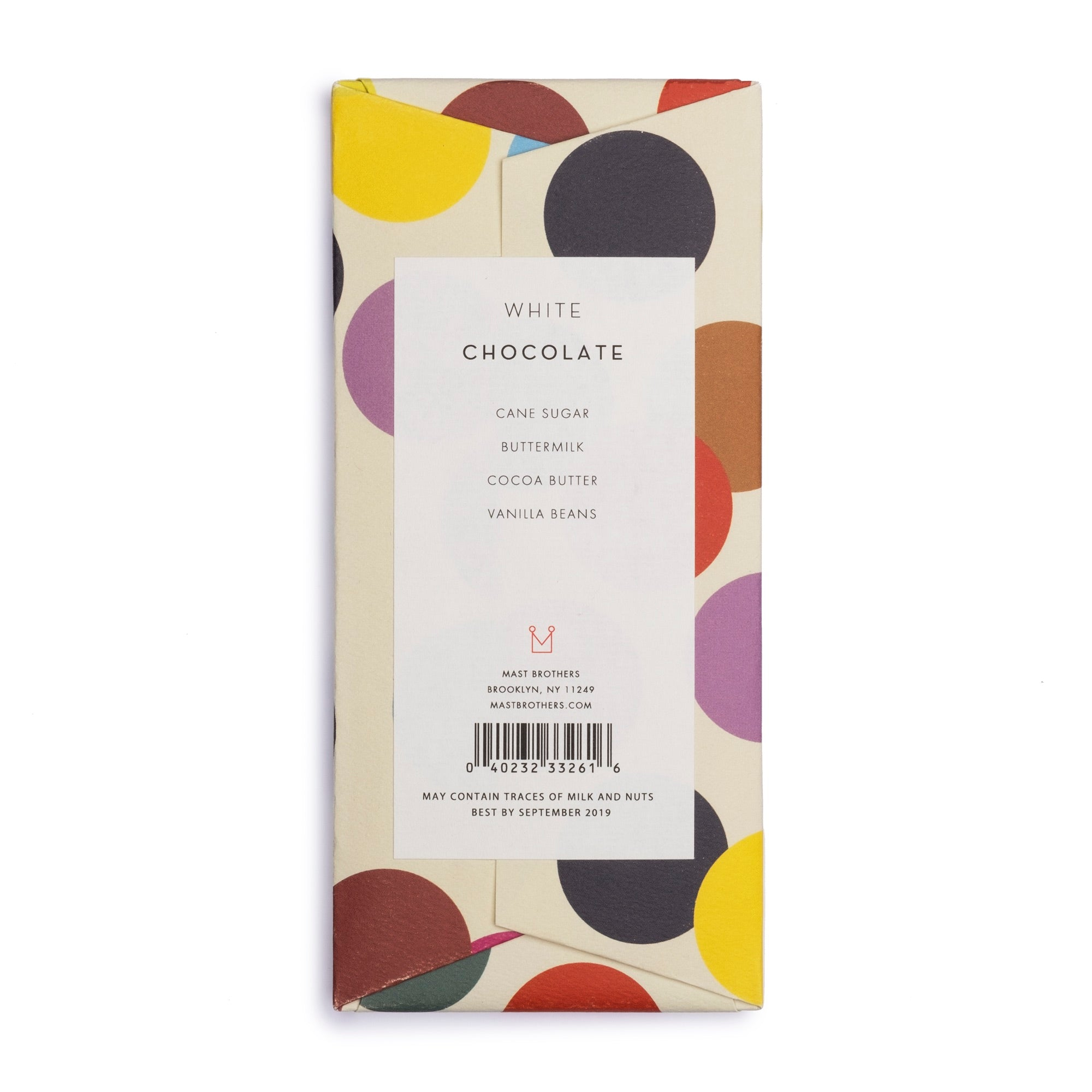 Mast x Color Factory Chocolate Bar 3-Pack - colorfactoryshop