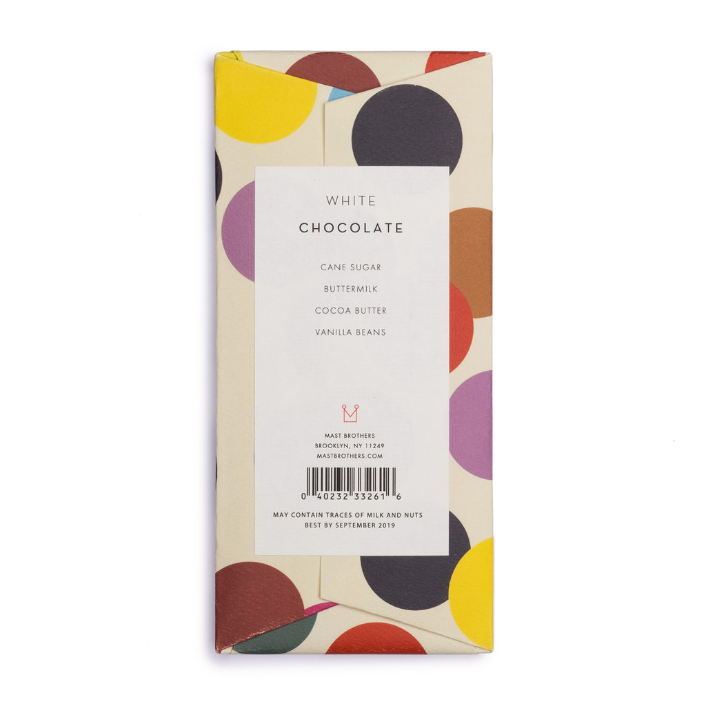 Mast x Color Factory Chocolate Bar - colorfactoryshop