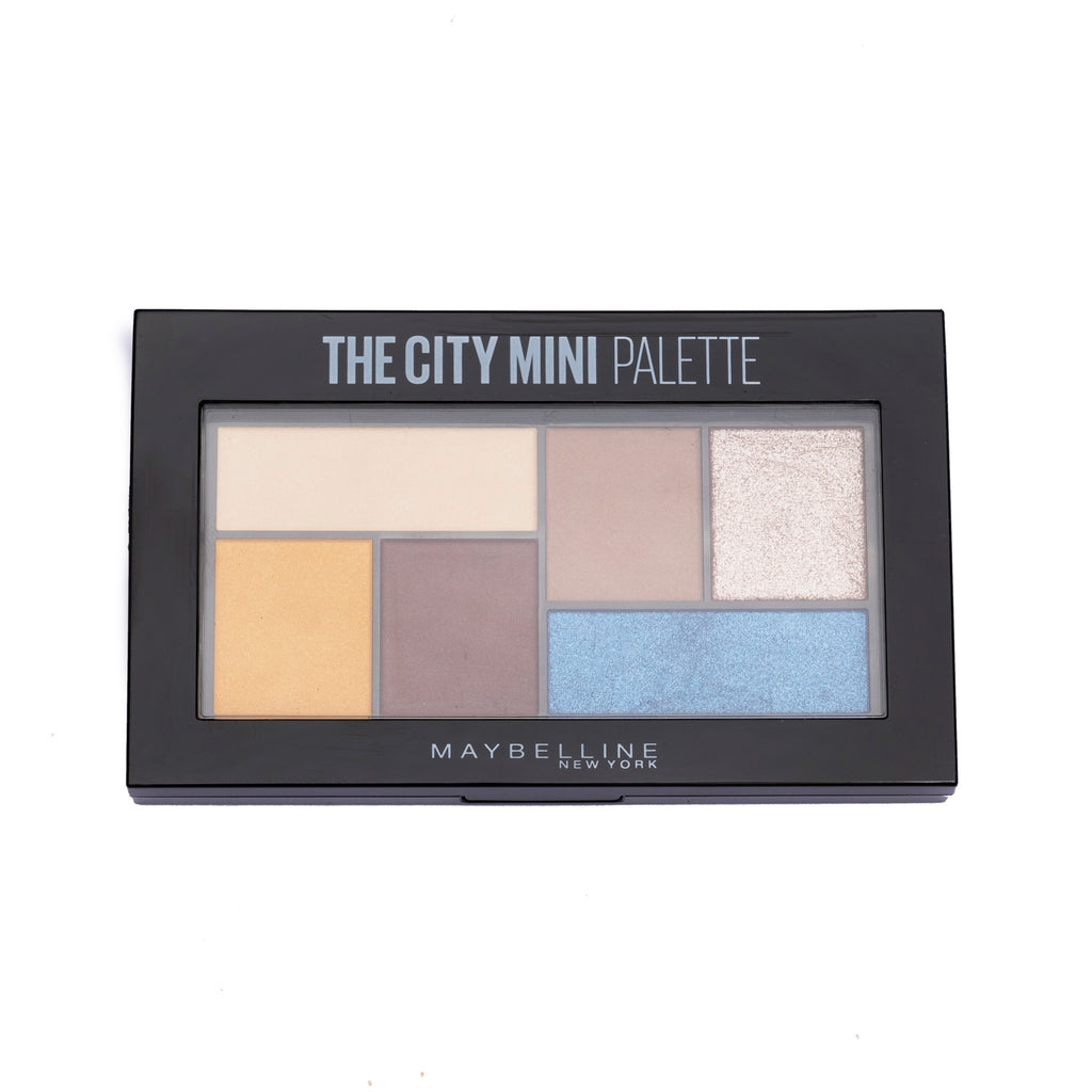Maybelline x Color Factory Eyeshadow Palette - colorfactoryshop