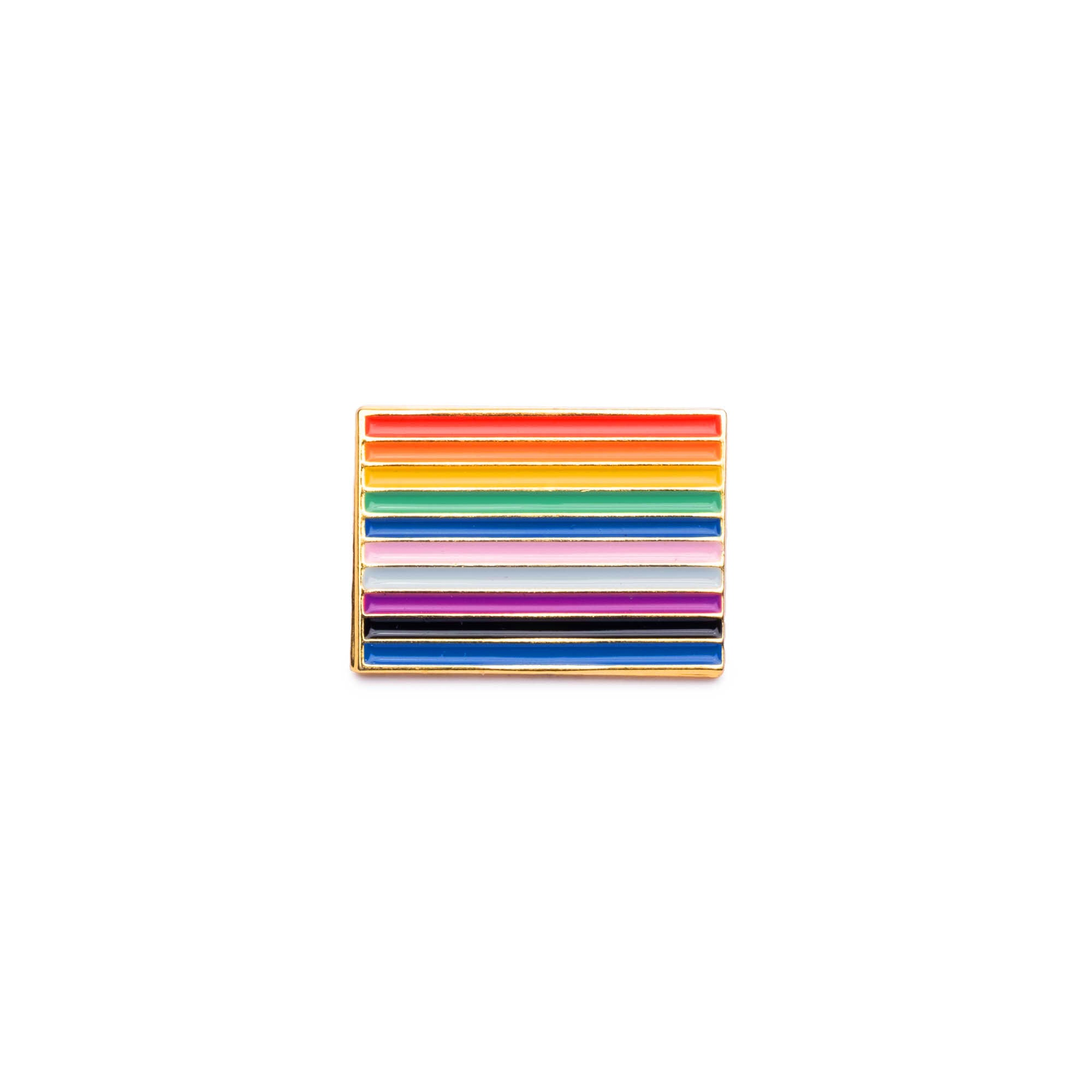 Color Factory Pride Pin (2019) - colorfactoryshop