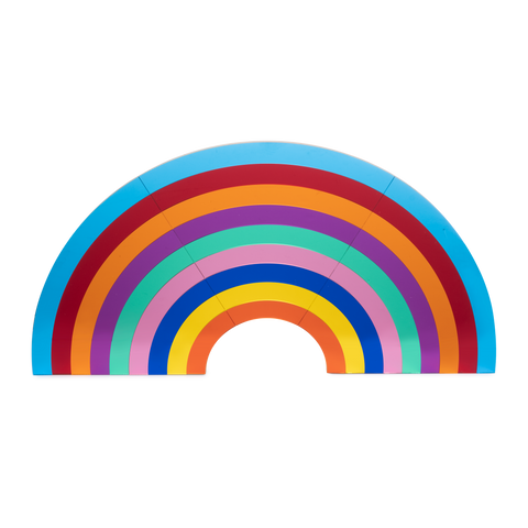 Rainbow Mirror - colorfactoryshop