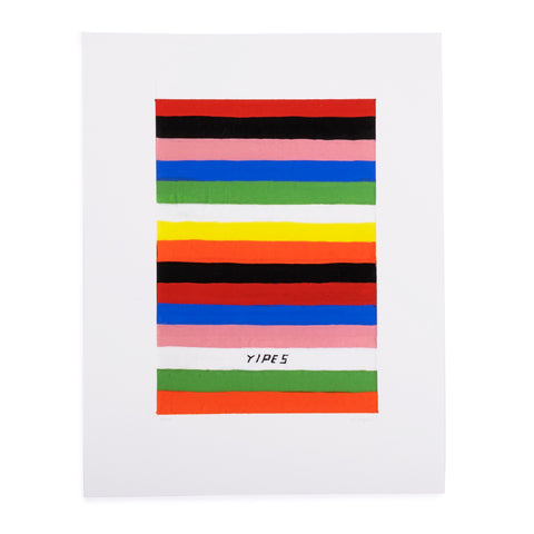 Scott Patt Print - Yipes - colorfactoryshop