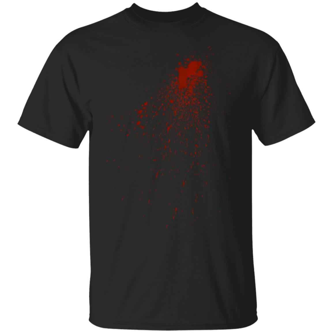 Bloodstains Design T-Shirts