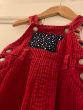 Load image into Gallery viewer, Slow Stitch - Corduroy Dungarees