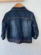 Load image into Gallery viewer, Slow Stitch - Plant-powered Denim Jacket