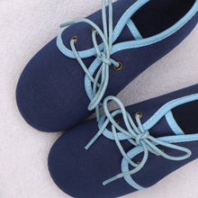 Load image into Gallery viewer, Oxford Shoes - Navy