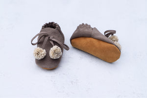 Baby Shoes - Elephant