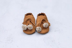 Baby Shoes - Ginger