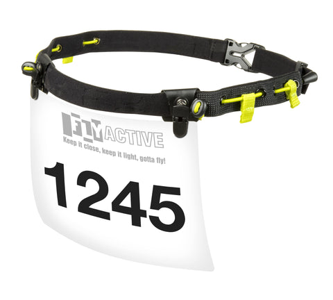 Race Day Gel Belt