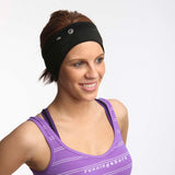 Running Headband Pocket