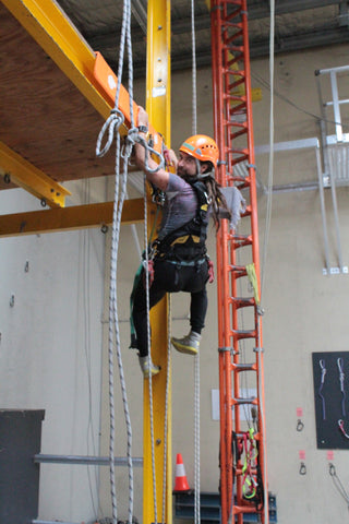 Rope Access Technologies - Irata Level 1/2/3 Course 25th-29 March 2019 - NEW LOW PRICE