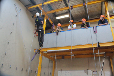 Rope Access Technologies - IRATA Level 2/3 Course 18th-22nd March 2019 - NEW LOW PRICE