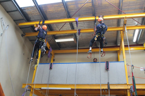 Rope Access Technologies - IRATA Level 2/3 Course 15th - 19th March 2021