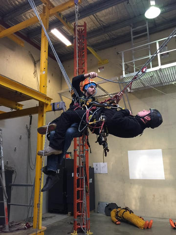 Rope Access Technologies - IRATA Level 1/2/3 Course 21st - 25th October 2019 - NEW LOW PRICE