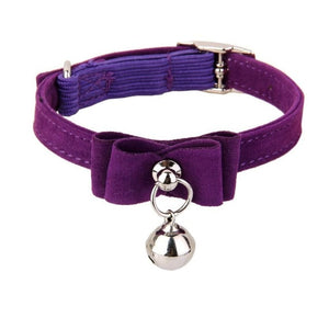 Stylish Cute Cat Bell Collar