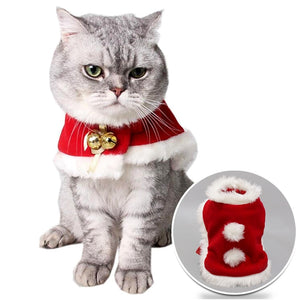 Best Cat Christmas Costume Cap
