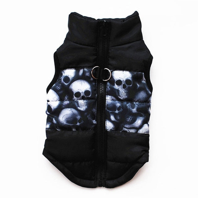 Top Best Warm Windproof  Dog Jacket