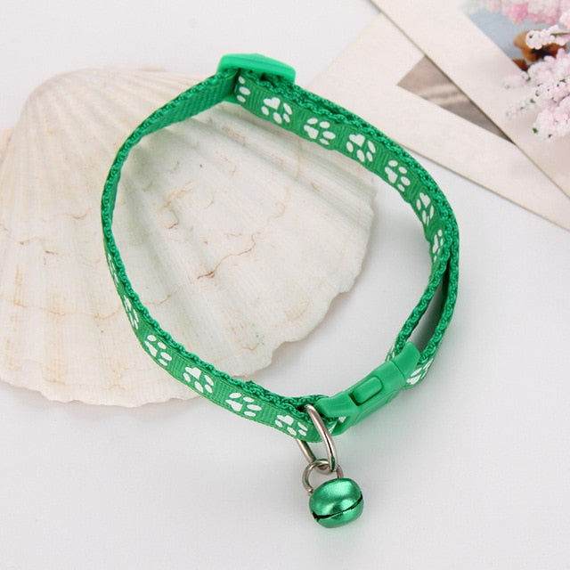 Lovely Cat Collar With Bell