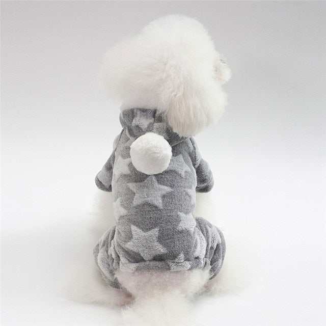 Beautiful Soft Fleece Dogs Clothes