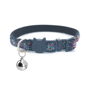 Awesome Cat Collar With Bell