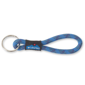 Rope Key Chain - Cobalt
