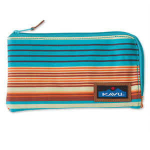 Cammi Clutch - Cascade Stripes