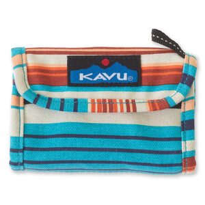 Wally Wallet - Cascade Stripes
