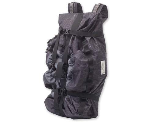 Shapiro Rope Bag-Black Oak