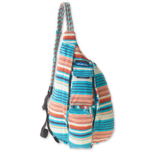 Load image into Gallery viewer, Mini Rope Bag - Cascade Stripe