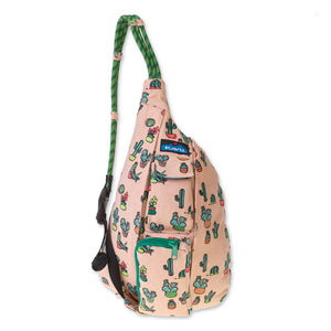 Mini Rope Bag-Prickle Perfect