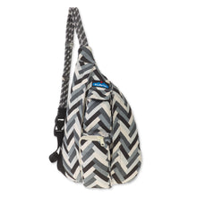 Load image into Gallery viewer, Mini Rope Bag-Stone Parquet