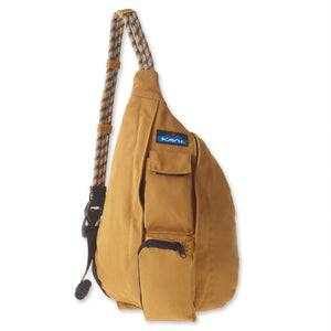 Mini Rope Bag - Tobacco