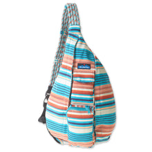 Load image into Gallery viewer, Rope Bag - Cascade Stripe