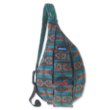 Load image into Gallery viewer, Rope Bag - Pacific Blanket