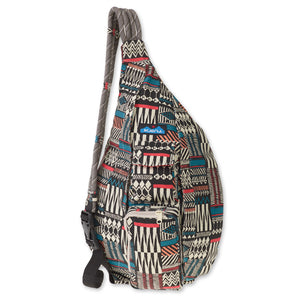Rope Bag-Pattern Stack