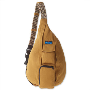 Rope Bag - Tobacco