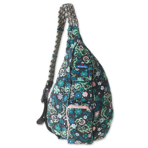 Rope Bag - Whimsical Meadow