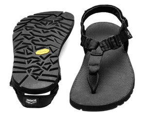 Cairn Adventure Sandal-Black