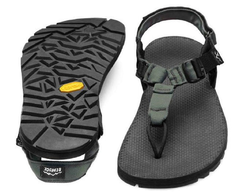 Cairn Adventure Sandal-Charcoal