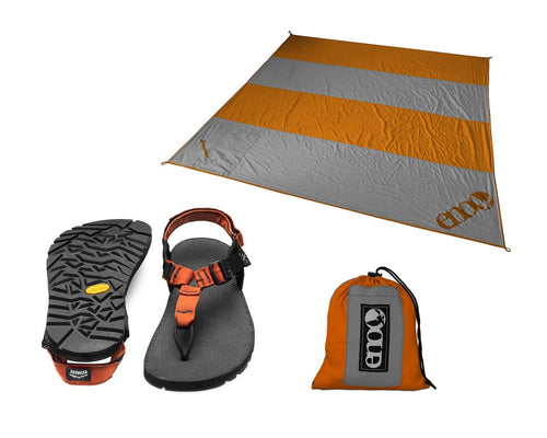 Cairn Adventure Sandal & Islander Blanket Bundle