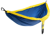 Load image into Gallery viewer, DoubleNest Hammock-Sapphire | Yellow