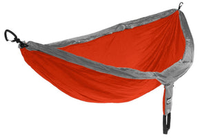 DoubleNest Hammock-Orange | Grey