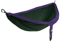 Load image into Gallery viewer, DoubleNest Hammock - Forest | Purple