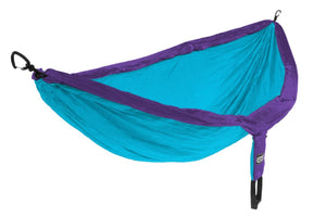 DoubleNest Hammock-Purple | Teal