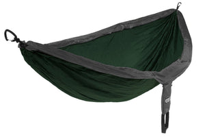 DoubleNest Hammock-Forest | Charcoal