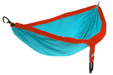 Load image into Gallery viewer, DoubleNest Hammock-Aqua | Red