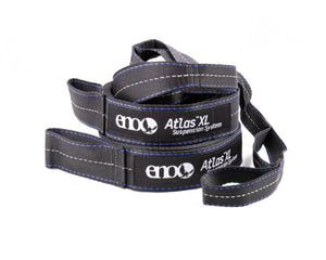 Atlas XL Hammock Suspension System-Black